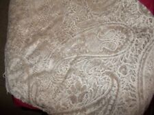 Crafts 1 - 2 Metres Paisley Fabric