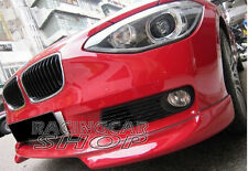 PAINTED A Style Front Spoiler For BMW 1-Series F20 F21 116i 118i 125i B170F