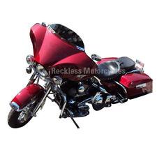 Harley Davidson Road King XL Motorcycle Batwing Fairing Fiberglass 4 Speaker