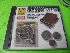 ESX ESSEX INTERACTIVE LIFESTYLE: STAMPS/BOOKS/COINS PC SOFTWARE CD-ROM