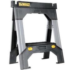 DeWALT DWST11031 Saw Horse W/ Adjustable Steel Legs - 2500 Lb Capacity