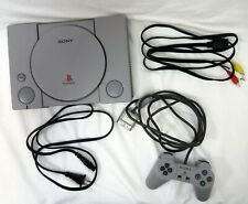 Sony Playstation 1 PS1 System with Controller Tested Working