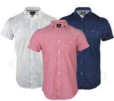 Men's Linen Casual Shirts & Tops