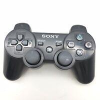 Sony PlayStation Dualshock 3 Sixaxis Wireless Black Controller PS3 CECHZC2U B39