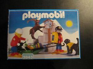 Playmobil Bergrettung 3843 neu
