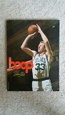 HOOP MAGAZINE OFFICIAL NBA PROGRAM (1991-92) Season LARRY BIRD!!