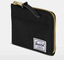 HERSCHEL SUPPLY CO Johnny Wallet, Black