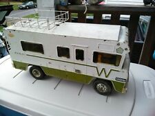 Vintage Tonka Indian Winnebago Motor Home RV Camper converted to remote control