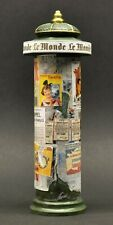 DioDump DD175 Vintage advertising column 1:35 scale diorama accessory model kit
