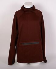 2018 NWT MENS 686 GLCR EXPLORATION TECH FLEECE HOODIE $90 XL Rusty Red lightweig