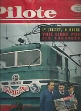 JOURNAL PILOTE N°36 . 1960 + PILOTORAMA .