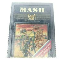 MASH by 20th CENTURY FOX (Atari 2600,1982) Cartridge Only Tested - Free Shipping