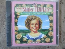CD SONGS OF SHIRLEY TEMPLE´S FILMS