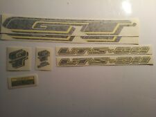 MTB GT LTS-DH decal set  RTS