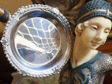 Sterling Silver Jubilee Pin Dish - Chrisford & Norris - Birmingham - 1977