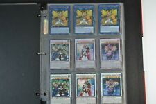 Yugioh Nordic Aesir 2 Lot Collection Deck 52 Cards Thor Odin Loki