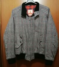 harrington jacket Baracuta G9 winter lana quadretti M slim fit db2326369fb