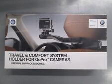 More details for brand new genuine bmw gopro camera headrest holder mount 51952405468
