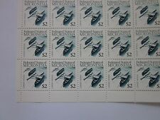 40 NH federated states of MICRONESIA $2 canoes kosrae stamps with free shipping!