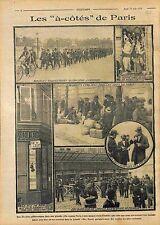 Rue de Liège Paris Engagés Volontaire Alsaciens-Lorrains Banque France WWI 1914