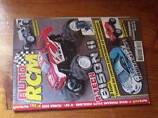 $$b Revue Auto RCM N°281 A-Tech Bison  Tamiya 415 MS  Crono RS03  Sirio 12