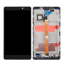 For Black Huawei Mate 8 NXT-L09 AL10 TL00 LCD Display Touch Screen Front Frame