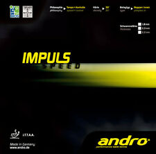 Andro Impuls Speed 2,0mm rot  NEU / OVP