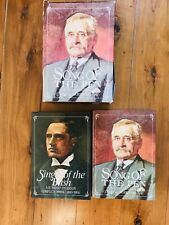 A B (Banjo) Paterson COMPLETE WORKS, Singer of the Bush, Song of the Pen 2 Books