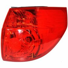 New Tail Light (Passenger Side, Outer) for Toyota Sienna TO2805102 2006 to 2010