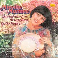 Mireille Mathieu Die schönsten deutschen Volkslieder [LP]