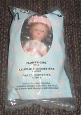 2003 Madame Alexander Doll McDonalds Happy Meal Toy  - Flower Girl #3