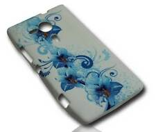 Silikon Case Handy Tasche für Sony Xperia SP / Schutzhülle Handytasche Hülle A12