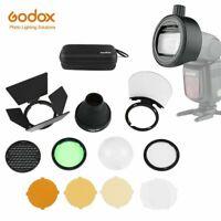 Godox S-R1 Flash Speedlight Adapter AK-R1 Adapter Ring fr H200R Flash Head AD200