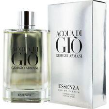 Acqua Di Gio Essenza Giorgio Armani Men 6.0 6 Oz 180 ml Eau De Parfum Spray Nib