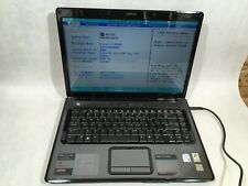 "HP Compaq Presario V6000 Intel Core Duo T2450 2.00 GHz No Ram 15.4"" Boots- FT"