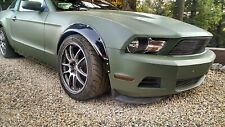 "Fender Flares For Ford Mustang S197 Shelby Wide Body Arch Extensions 2.0"" + 3.5"""