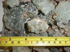 Natural Prehnite Rough Stone from Namibia 51 to 100 gram size 0.5 Kilo KG Lot