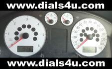 VOLKSWAGEN VW TRANSPORTER T5 - Pre Face Lift (2002-2010) - 140mph WHITE DIAL KIT