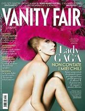 VANITY FAIR,Lady Gaga,Matteo Branciamore,Alessandro Sallusti,Bernardo Bertolucci