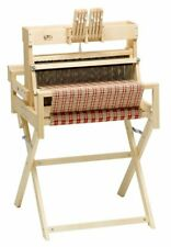 """Schacht Weaving 15"""" Table Loom only or with Floor Stand - Made in U.S.A."""