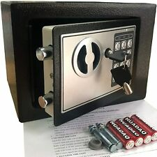 Electronic Safety Box Security Home Office Digital Lock Jewelry Safe Money