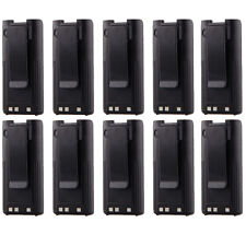 10X BP-210N BP-222N Battery for ICOM IC-A6 IC-A24 IC-V8 IC-V82 IC-U82 Radio