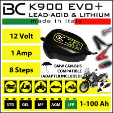 Controlador De Batería BC K900 Evo 12 V Plomo ácido/Litio & CANBUS 1amp Cargador Reino Unido