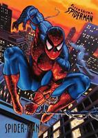 SPIDER-MAN / Spider-Man Fleer Ultra 1995 BASE Trading Card #1