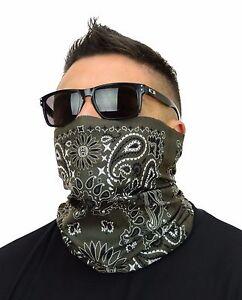 Mato & Hash Multi Functional Tube Bandanna Mask Scarf Headband Gaiter