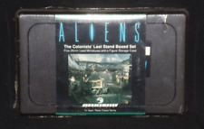 Leading Edge Miniatures Aliens The Colonists Last Stand 25mm Minis & Case Sealed