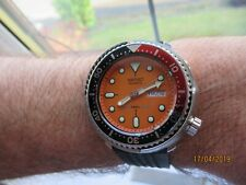 Seiko TST Tuna Diver 7548-700C Dial & Hands 4J 7559 Movement Big Crown Rare find