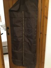 Louis Vuitton Brown Nylon  Dress Cover  New