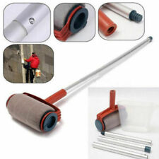 Paint Runner Pro Roller Wall Brush Painting Room Handle Edger Flocked Set tool