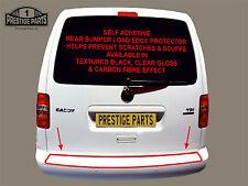 VW Caddy pare-chocs arrière de protection peinture chargement edge strip-clair